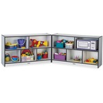 Rainbow Accents Fold-n-Lock Storage Shelf (0369JCWW180)