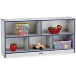 Rainbow Accents Toddler Single Storage (0324JCWW112)