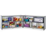 Rainbow Accents Fold-n-Lock Storage Shelf (0292JCWW180)