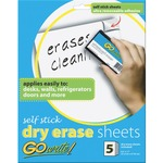 Pacon GoWrite! Adhesive Dry Erase Sheet PACAS8511