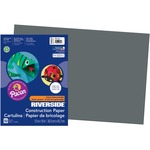 Riverside Acid Free All-Purpose Construction Paper PAC103633