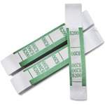 PM Green Quick Stick Currency Straps PMC55028