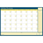 SKILCRAFT Undated 30/60 Day Flexible Planner NSN5850980