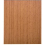 Lorell Roll-Up Bamboo Chairmat LLR69524
