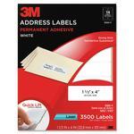 3M Address Label MMM3100Y