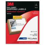 3M Full Sheet Label MMM3200M