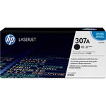 HP 307A Black Original LaserJet Toner Cartridge HEWCE740A