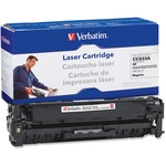 Verbatim HP CC533A Compatible Magenta Toner Cartridge VER97480