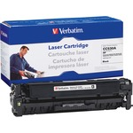 Verbatim HP CC530A Compatible Black Toner Cartridge VER97485