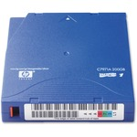 HP LTO Ultrium 1 Tape Cartridge HEWC7971A