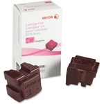 XEROX COLORQUBE INK MAGENTA, COLORQUBE 8570 (2 STICKS), NORTH AMERICA
