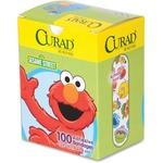Curad Sesame Street Adhesive Bandage MIINON47070
