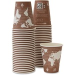 Eco-Products Renewable Resource Hot Drink Cup ECOBHC8WAPK