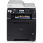 Brother MFC-9560CDW Laser Multifunction Printer - Color - Plain Paper Print - Desktop BRTMFC9560CDW