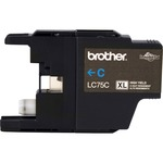 Brother LC75C Ink Cartridge - Cyan BRTLC75C