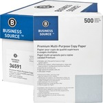 Business Source Premium Multipurpose Copy Paper BSN36591CT