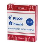 Pilot Fountain Pen Refill Cartridge PIL69101