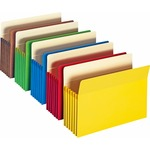 Smead 73836 Assortment Colored File Pockets SMD73836