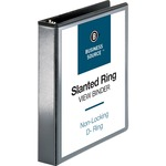 Business Source Basic D-Ring View Binder BSN28447