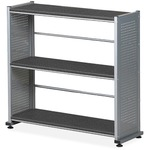 Mayline Eastwinds 993 Accent Bookcase MLN993ANT