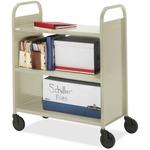 Bretford Basics Voyager Flat Shelf Truck
