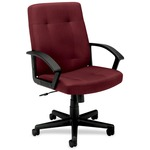 Basyx by HON VL602 Mid Back Loop Arm Management Chair BSXVL602VA62