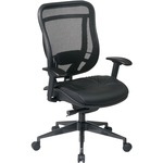 Office Star Mesh Back Executive Chair OSP81841G9C18P