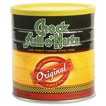 Office Snax Chock full o' Nuts Coffee Ground OFX00139