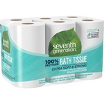 Seventh Generation 100% Recycled Bathroom Tissue SEV13733