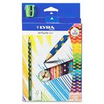 Lyra Groove Slim Colored Pencil DIX2821360