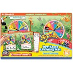 The Board Dudes SpinnerZ Dry-erase Learning Mat BDU99100UA12