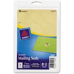 Avery Metallic Mailing Seal AVE5258