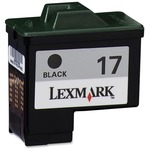 Lexmark 17 Black Ink Cartridge LEX10N0217