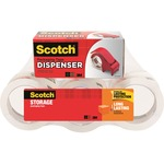 Scotch Mailing/Storage Tape with Dispenser MMM36506DP3