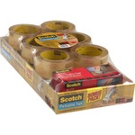 Scotch Heavy Duty Packaging Tape with Dispenser MMM375012DP3