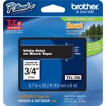 Brother TZ Lettering Label Tape BRTTZE345