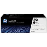 HP 35A Toner Cartridge - Black HEWCB435D