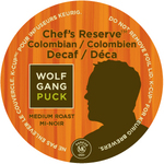 Wolfgang Puck Chef's Reserve Decaf Coffee K-Cup SPZ21107