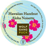 Wolfgang Puck Hawaiian Hazelnut Coffee K-Cup SPZ21111