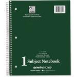 Roaring Spring 1-Subject Notebook ROA83801