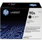 HP 90A (CE390A) Black Original LaserJet Toner Cartridge HEWCE390A