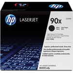 HP 90X High Yield Black Original LaserJet Toner Cartridge HEWCE390X