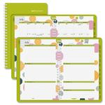Day Runner Bubbles Planner DRN767200A