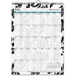 Day Runner Monthly Wall Calendar DRNPM931A