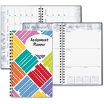 House of Doolittle Student Assignment Planner HOD274RTG63