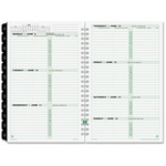 Day-Timer Recycled Planner Refill DTM16045