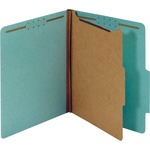 Globe-Weis 13721 Recycled Classification File Folder GLW23730R