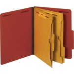 Globe-Weis 2-Pocket Divider Classification Folder GLW24079