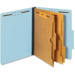 Globe-Weis 2-Pocket Divider Classification Folder GLW24081