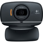 Logitech C525 Webcam - Black - USB 2.0 - 1 Pack LOG960000715